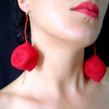 Earrings model Bergamo